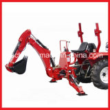 Lw-6 Mini Backnoe Loader, Backhoe Attachment para trator, Retroescavadora de trator