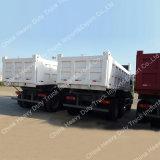 強いボディSinotruk 20立方ディーゼル鉱山のダンプトラック