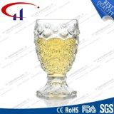 160ml de nieuwe Mok van het Bier van het Glas van het Ontwerp van de Vorm van Vissen (CHM8025)