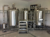 Micro equipamento usado 7 tambores da cervejaria para a venda