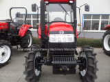 4 Cylindre Fowo Tracteur / 80HP / 90HP / 70HP 4WD Tracteur agricole