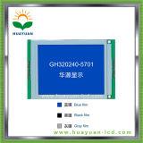 Módulo gráfico del LCD de la MAZORCA de los puntos Ra8820 240128