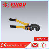 Cortador de barras de aço hidráulico 8t 16mm, ferramentas eléctricas (HY-16)