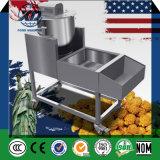 Pipoca industrial que faz a máquina da pipoca do caramelo da máquina