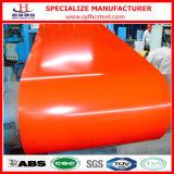 ASTM A653カラーは鋼鉄Prepaintedカラーコイルに塗った
