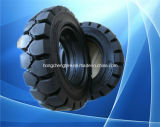 Tires privado de aire para Forklift 10.00-20, Industrial Solid Rubber Tires