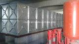 Tanque de água modular de aço galvanizado mergulhado quente da Nenhum-Oxidação