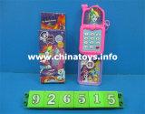 熱い販売のおもちゃの音楽的な携帯電話(926513)