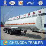 3 acoplados del tanque de petróleo del petrolero 42000L 45000L de Petrolum de la gasolina del combustible diesel de los árboles para la venta