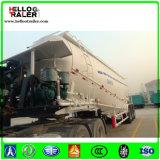 La Cina 3 assi asciuga il rimorchio del cemento alla rinfusa del rimorchio del serbatoio della polvere semi