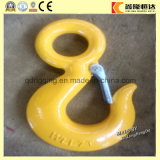 China Hardware 3/8 '' Acero inoxidable 316 Gancho de carga del resorte