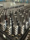 Compressor giratório do parafuso da freqüência industrial movida a correia alemão do bloco