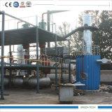Quente-Venda 2015 da planta 10tpd da refinação de petróleo da pirólise
