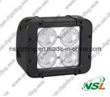 4,5 pouces 40W Factory Sale Cheap 4 * 4 Barres lumineuses hors route à LED, CREE LED Light Bar