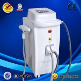 IPL Shr 장비 RF Elight ND YAG Laser 머리 제거