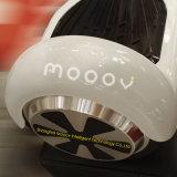 Самокат белой собственной личности 2 колес цвета Un38.3 электрической франтовской балансируя