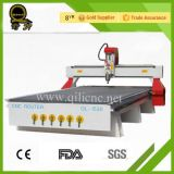 Router Ql-M25 do CNC de Ahanger da ferramenta do ATC 8PCS do Woodworking da mobília auto