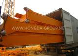 Grue à tour de tête de marteau de 25 tonnes