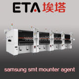 SMT Pick en Place Machine, Samsung SMT Chip Mounter