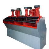 Máquina da pilha da flutuação do uso da separação do zinco e do minério de cobre