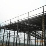 Atelier de structure métallique de lumière de vente directe d'usine avec le coût bas
