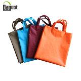 Дешевая выдвиженческая напечатанная Non сплетенная хозяйственная сумка Tote
