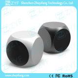 Haut-parleur Bluetooth portatif en design en forme d'aluminium (ZYF3051)