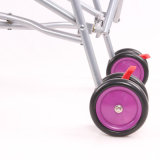 Багги младенца верхних популярных колес ЕВА портативная пишущая машинка 8 пурпуровое от фабрики Hebei Tianshun