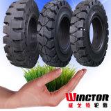 500-8 압축 공기를 넣은 단단한 타이어, 포크리프트 타이어, 300-15 포크리프트 단단한 타이어, 단단한 타이어