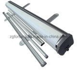 Standard normal Aluminum Roll acima de Banner Stand With Plastic Side Cover (FYY-LV-6)