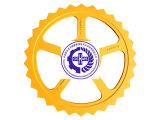 Agricultura rodillo / carro / carretilla de ruedas / Ruedas