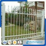 Красивейшая практически селитебная загородка ковки чугуна (dhfence-28)