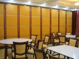 Het Restaurant die van het Aluminium van de Fabrikant van China Beweegbare Verdeling vouwen
