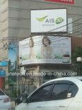 Affiche extérieure à l'arc et à l'extérieur Publicité Trivision Billboard
