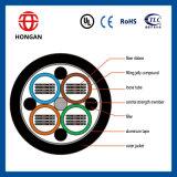 Câble optique de bande de fibre de 144 faisceaux pour FTTH Gydta