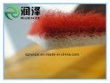 Moquette del velluto con la parte inferiore della gomma piuma