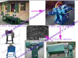 Wire Steel China Nail Production Line Equipment Maquina de unha