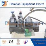 Filtre-presse neuf de la membrane 2017 pour le traitement des eaux résiduaires municipal ou industriel