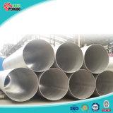Tubo de acero inoxidable de ASTM A312 (304 304L 316L 321 310S)