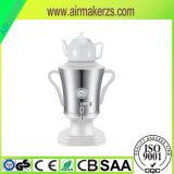 3.2 L Samovar elettrico del Russo S/S con la teiera di ceramica GS/Ce/Rohs