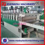 Linha de produção da placa da espuma do PVC WPC da eficiência elevada