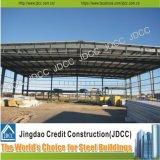 Bajo costo de construcción del edificio de acero
