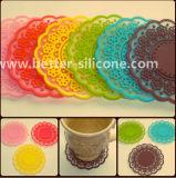 Циновка чашки силикона