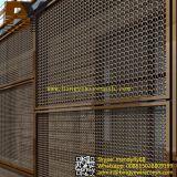 Het decoratieve Netwerk van het Metaal voor het Scherm van de Verdeling van het Hotel van het Bureau