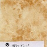 Пленка сублимации мрамора 3D черноты желтого цвета ширины Yingcai 1m