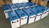 Iluminación 100W Sistema de alimentación de CA solar para el hogar con onda sinusoidal pura