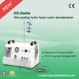 물 Dermabrasion 수력 전기 얼굴 기계를 거피하는 H2-Hailie 피부