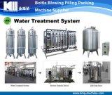 Komplette Trinkwasser-Abfüllanlage