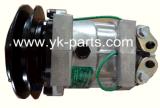 Compresseur automatique à C.A. de Sanden 7h13-7360 pour Kobelco