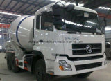 Dongfeng 10m3の具体的なミキサー6X4のセメントのトラック